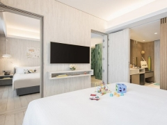 Stay at Village Hotel at Sentosa with DBS Card