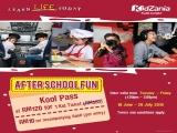 After School Kool Pass Promotion in KidZania Kuala Lumpur