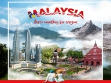 Fly to Malaysia with AirAsia from SGD52