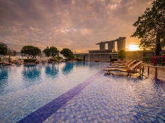 Summer Promotion in The Fullerton Bay Hotel Singapore