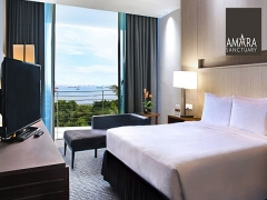 Special Room Rate Offer at Amara Sanctuary Resort Sentosa with NTUC Card