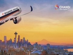 Fly non-stop to Seattle with Singapore Airlines