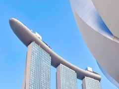 ICBC Foodie Package at Marina Bay Sands Singapore