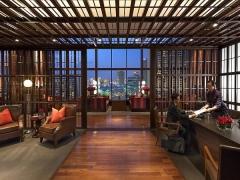 Suite Arrivals at Mandarin Oriental Singapore