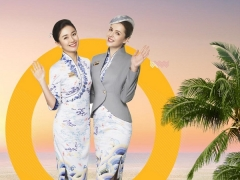 Summer Sale with Up to 20% Off Flights to Haikou with Hainan Airlines