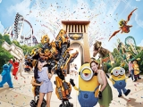 Universal Studios Singapore™ Adult One-Day Ticket Special Rate with OCBC Card