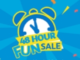 48 Hour Fun Sale - Fly to Philippines with Cebu Pacific from SGD95