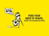 Tuesday GTG Sale: Feed your Need to Travel with Scoot