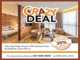Crazy Deal at Vivatel Kuala Lumpur with Up to 35% Savings