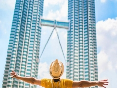 City Escapade with Up to 20% Savings at Traders Hotel, Kuala Lumpur