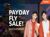 Payday Fly Sale in Jeju Air with Fares to Busan from SGD70