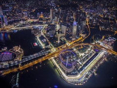 Race in Style - Experience F1 at The Ritz-Carlton Millenia