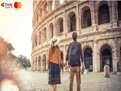 See the World with MasterCard and Thai Airways