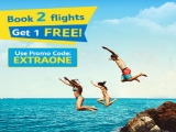 Book 2 Flights Get Extra One - Explore Philippines with Cebu Pacific Air