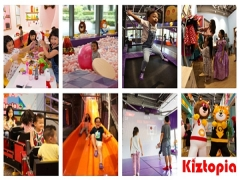 5% Off Tickets to Kiztopia with NTUC Card