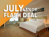 July Flash Deal - Breakfast Included at Royale Chulan Damansara
