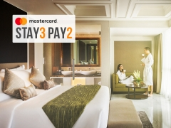 MasterCard Exclusive - Stay 3 Nights Pay 2 Nights at Participating Swiss-belhotel Properties