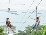Zip Climb Jump package at S$54 with Maybank Card