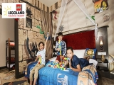 RM800 for 1 Night Stay in Premium Room at Legoland Malaysia with NTUC