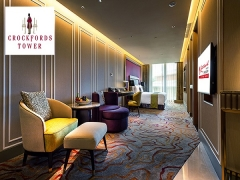 Have a Relaxing Stay at Crockfords Tower with NTUC Card