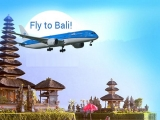 Bali Promotional Fares from SGD189 with KLM Royal Dutch Airlines