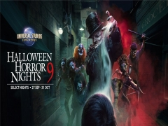 Exclusive Offer for OCBC Cardholders for Universal Studios Singapore™ Halloween Horror Nights™ 9