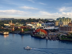 3D2N Hotel & Multi-attractions Package at Resorts World Sentosa with Citibank