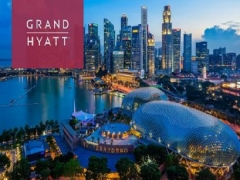 The Big Break - Up to 20% Off Room Stay at Grand Hyatt Singapore