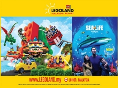 Up to 30% Savings on Legoland Malaysia Tickets with NTUC Card