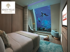 Exclusive Offer for NTUC Cardholders at Beach Villas Ocean Suites