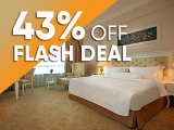 43% Off Flash Deal at Royale Chulan Damansara