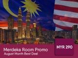 Merdeka Room Promo at Royale Chulan Kuala Lumpur