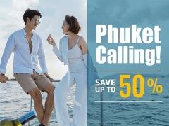Phuket Calling - Save up to 50% in Centara Hotels & Resorts in Phuket