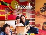 Hotel Stay (Themed Room) at RM$605 in Legoland Malaysia with HSBC