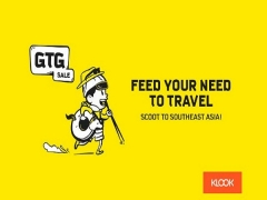 Scoot to Southeast Asia this GTG Sale from SGD52