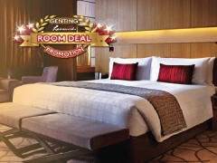 2019 Member Special – GP Room Deal at Resorts World Genting