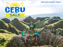 Cebu Sale - Fly to Philippines with Cebu Pacific from SGD95
