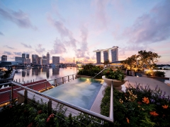 Limited Time Offer with up to 20% Savings in The Fullerton Bay Hotel Singapore