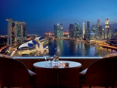 Treat You - Enjoy up to 20% off our Best Available Rates at The Ritz Carlton, Millenia Singapore