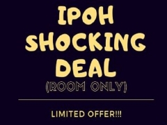 Ipoh-Shocking-Deal Room only at Impiana Hotel