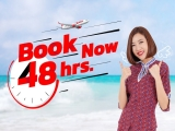 48 Hrs only - Fly to Bangkok with Thai Lion Air from SGD70