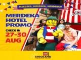 Merdeka Hotel Promo at Legoland Malaysia
