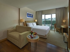 Enjoy 40% off Published Rates at Royale Chulan The Curve with MasterCard