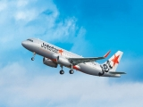 Weekend Deals in Jetstar from SGD52