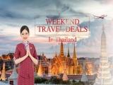 Weekend Travel Deals in Thailand with Lion Thai Airways