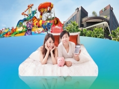 Enjoy 40% Off Stay at D'Resort @Downtown Hotel