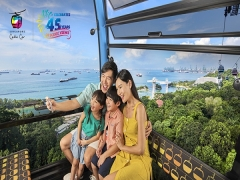 Up to 50% Savings on Singapore Cable Car Tickets with NTUC Card