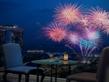 National Day Fireworks Package 2020 at Pan Pacific Singapore