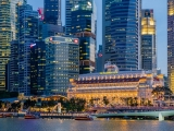 Bay View Stay at The Fullerton Hotel Singapore