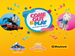 Two-Park Pass Awesome Deal Exclusive for Maybank Cardholders